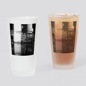 Rock and Roll Hall of Fame Drinking Glass