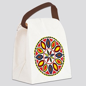 good luck hex jp Canvas Lunch Bag