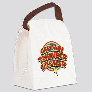 thunderstealer-T Canvas Lunch Bag