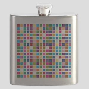 Colour boxes Flask