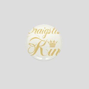 cl king gold Mini Button