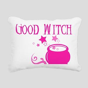 Good Witch Rectangular Canvas Pillow