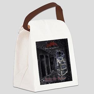 GBMI - Outta the Asylum CD Cover  Canvas Lunch Bag