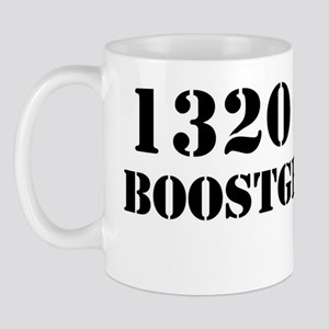 1320 FEET - Black Letters Mug
