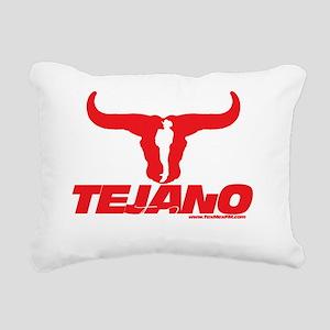 2-tejanojoered Rectangular Canvas Pillow