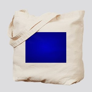 Minimal Art Dark Blue Tote Bag