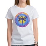 LGLG-Butterfly (purp) Women's T-Shirt