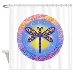LGLG-Butterfly (Purp) Shower Curtain