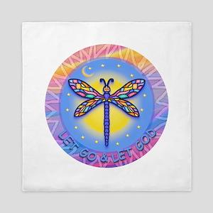 LGLG-Butterfly (Purp) Queen Duvet