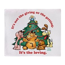 It's The Loving Throw Blanket