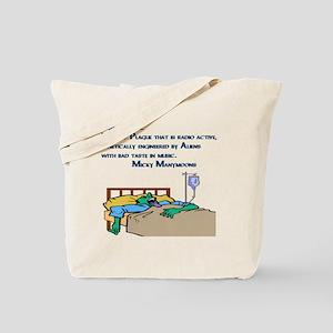 Man Flu Tote Bag