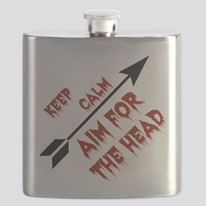 Aim head Flask