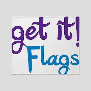 getitflags Throw Blanket