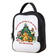 It's The Loving Neoprene Lunch Bag