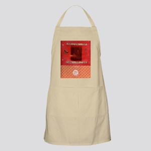 back cover Apron