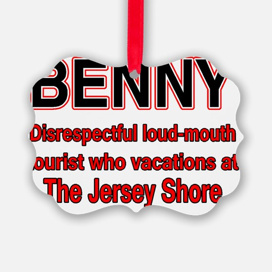 benny Ornament