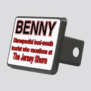benny Rectangular Hitch Cover