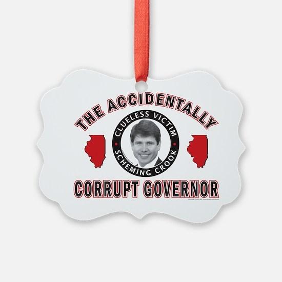 Accidentally-Corrupt-2 Ornament