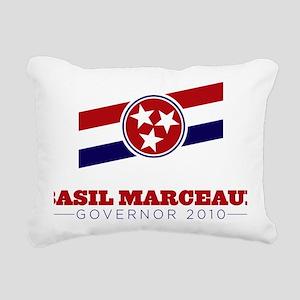 basil_governor Rectangular Canvas Pillow