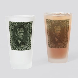 STAMPshirt2 Drinking Glass