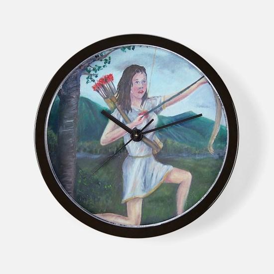 Diana Wall Clock