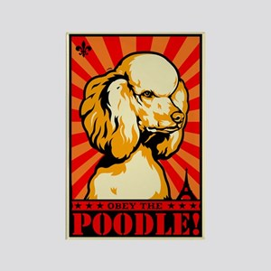 Obey the POODLE! Propaganda Magnet