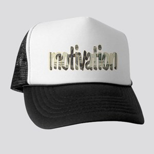 Money is motivation Trucker Hat