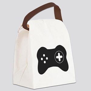 Game controller Canvas Lunch Bag