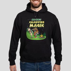 Campfire shirt 2 Hoodie (dark)