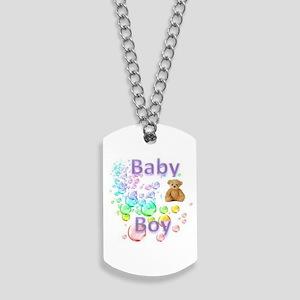 Baby Boy Dog Tags