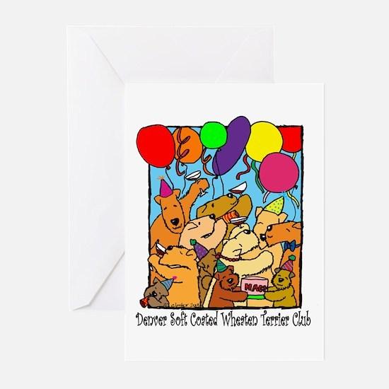 Cute Agility mach Greeting Cards (Pk of 10)
