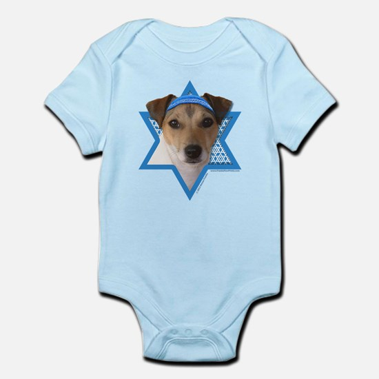 Hanukkah Star of David - Jack Infant Bodysuit