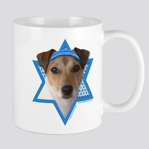 Hanukkah Star of David - Jack Mug
