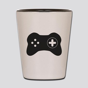 Game controller Shot Glass