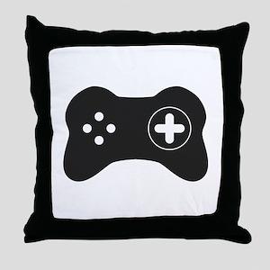 Game controller Throw Pillow