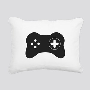 Game controller Rectangular Canvas Pillow