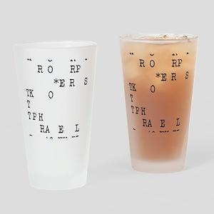 steno 1 Drinking Glass