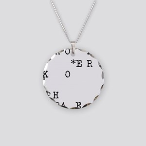 steno 1 Necklace Circle Charm