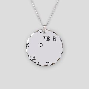 steno 1 Necklace Circle Charm