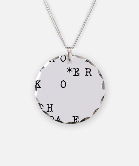 steno 1 Necklace