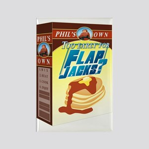 FlapJacks Rectangle Magnet