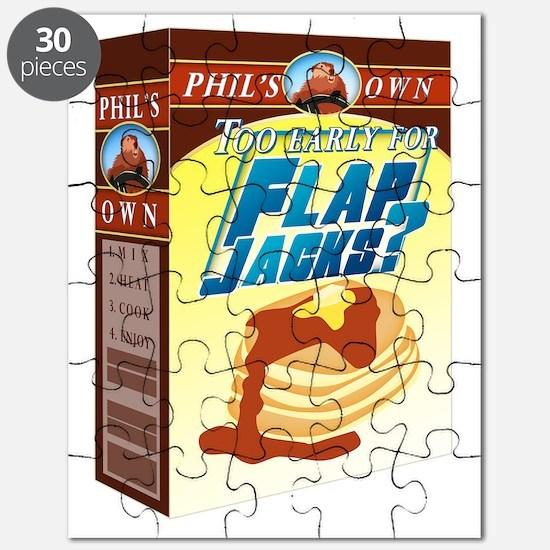 FlapJacks Puzzle