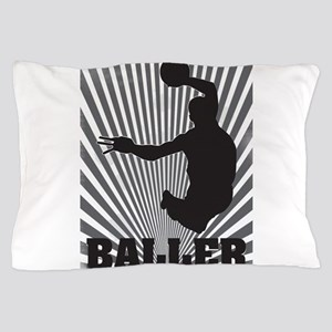 Baller Pillow Case