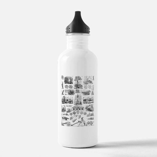 logging II Water Bottle