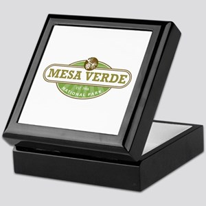 Mesa Verde National Park Keepsake Box