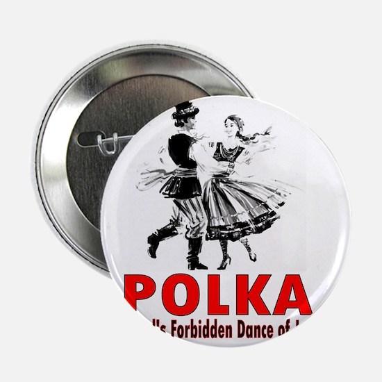 "ART Polka 6 2.25"" Button"