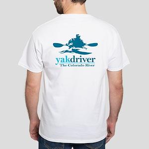 Yakdriver -Colorado River T-Shirt