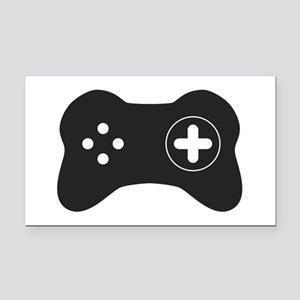 Game controller Rectangle Car Magnet