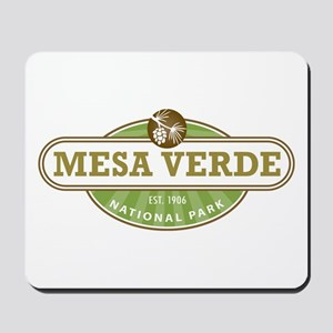 Mesa Verde National Park Mousepad