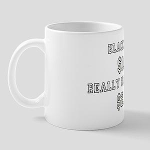 BLACK LOOKS Mug